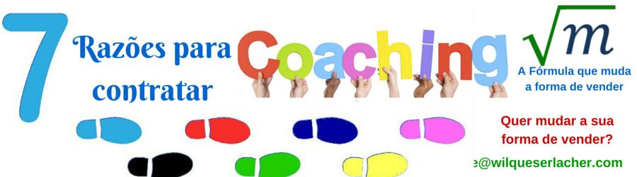 Sete razões por que precisa de Coaching