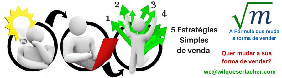 Cinco estratégias de venda estupidamente simples