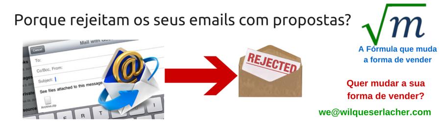 Sabe porque os seus emails são rejeitados?