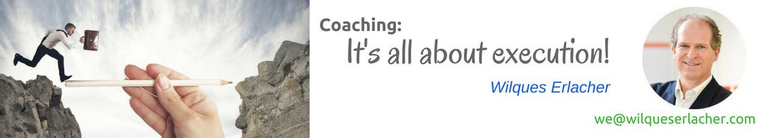 Como o Coaching trabalha com os melhores profissionais