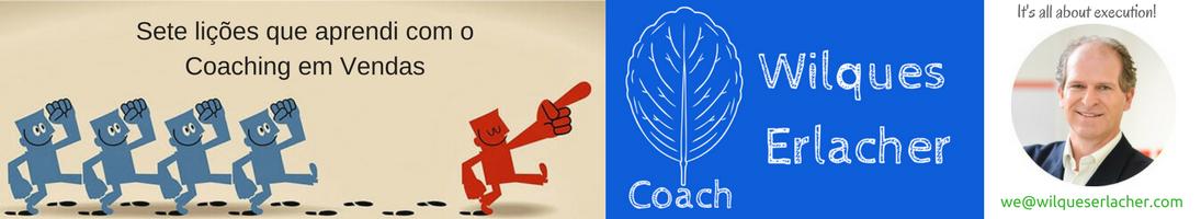 Sete lições que aprendi com o Coaching em Vendas