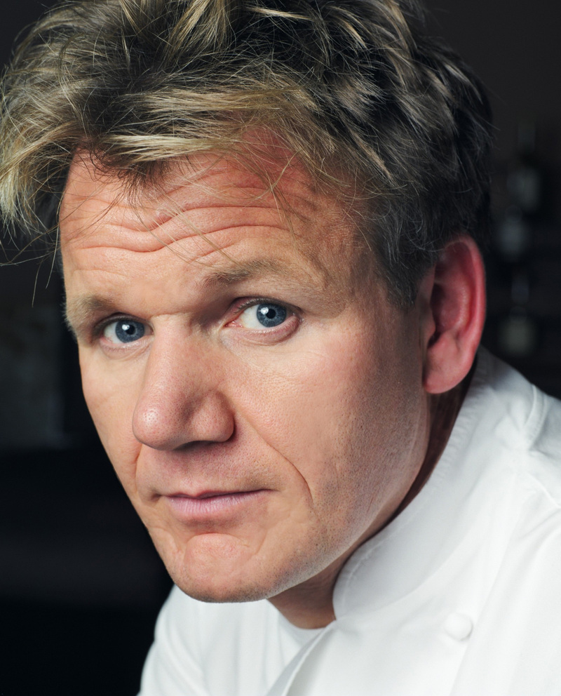 Como liderar e motivar equipas de vendas. As lições do Chef Gordon Ramsay