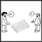 Você ajuda a construir ou só gosta de mandar abaixo?