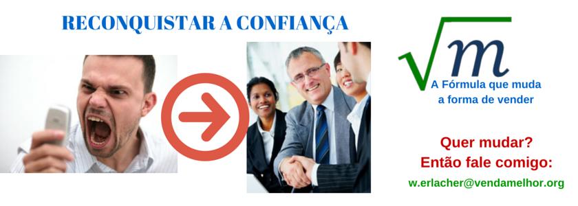 Como recuperar a confiança de um cliente insatisfeito