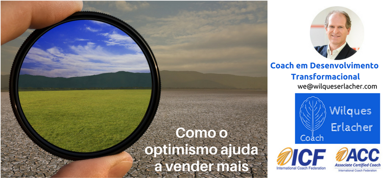 Como o optimismo ajuda a vender mais