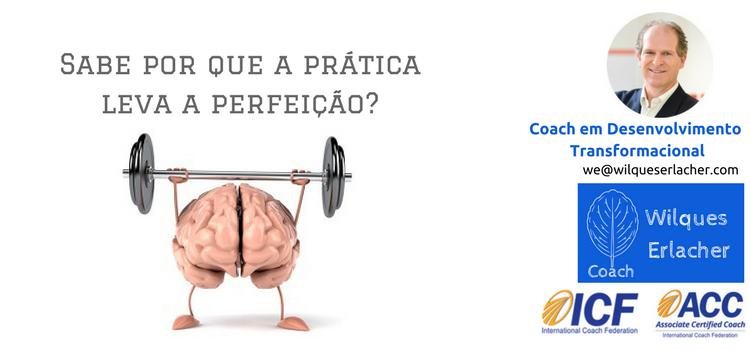 Sabe por que a prática leva a perfeição?